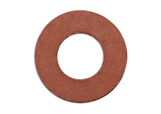 36794 Sump Plug Fibre Washer 12mm x 24mm x 2mm - Pack 10