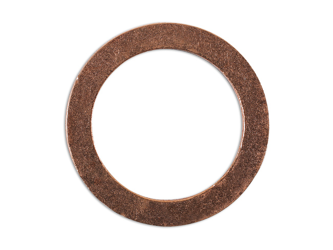36804 Sump Plug Copper Washer 19mm x 26mm x 2mm - Pack 10