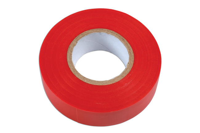 36893 Red PVC Insulation Tape 19mm x 20m 1pc