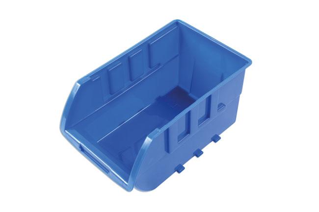36994 Blue Storage Bins 237mm x 144mm x 125mm 20pc