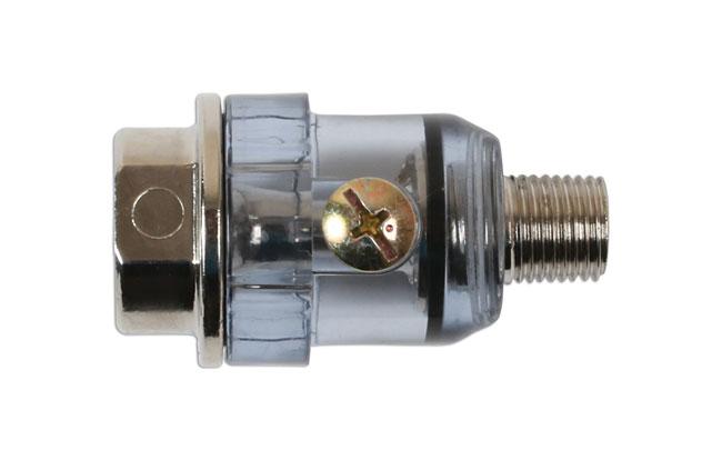 "37010 Mini In-line Air Tool Oiler 1/4"" BSP 1pc"