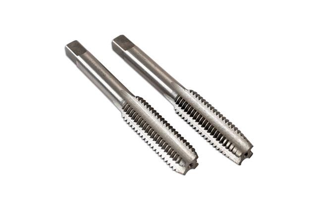 37086 Tap M12 x 1.75 Taper Tap & Plug Tap 2pc from 4554