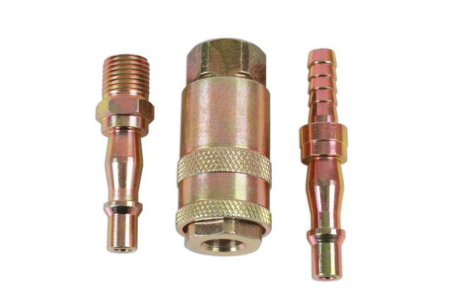 "37096 Fastflow Air Coupling Kit 1/4"" BSP"
