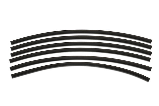 37218 Nylon Pipe 8mm ID X 340mm - Pack 6