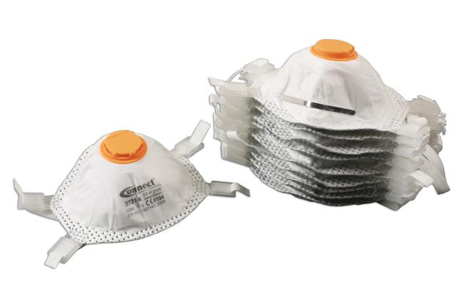37314 Disposable Dust Masks FFP3 10pc