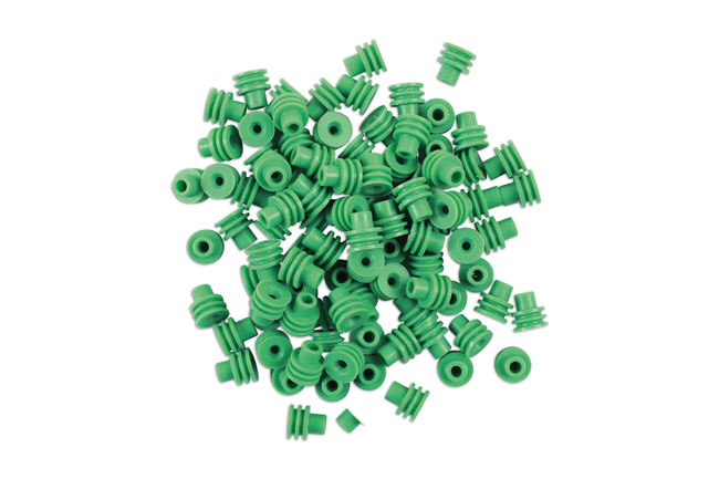 37334 Weather Seal Green Terminal Cover From Delphi Kit - Pack 100
