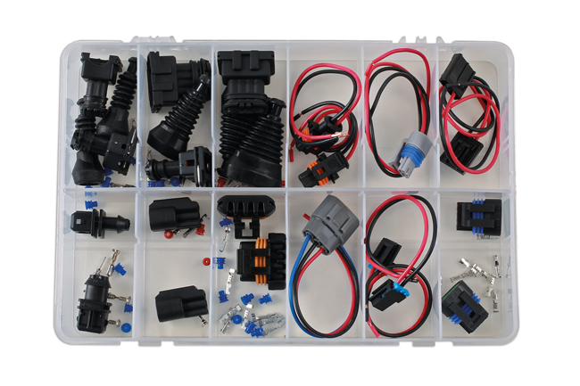 37340 Assorted Connector & Harness Repair Kit 21 Sets