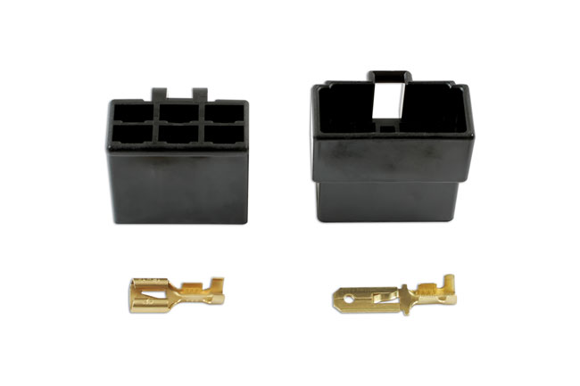 ~/items/xlarge/ image of Connect Workshop Consumables | 37405 | 250 Type Connector 6 Pin Kit - 14 Pieces