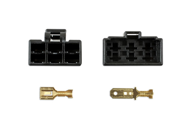 ~/items/xlarge/Bottom image of Connect Workshop Consumables | 37405 | 250 Type Connector 6 Pin Kit - 14 Pieces