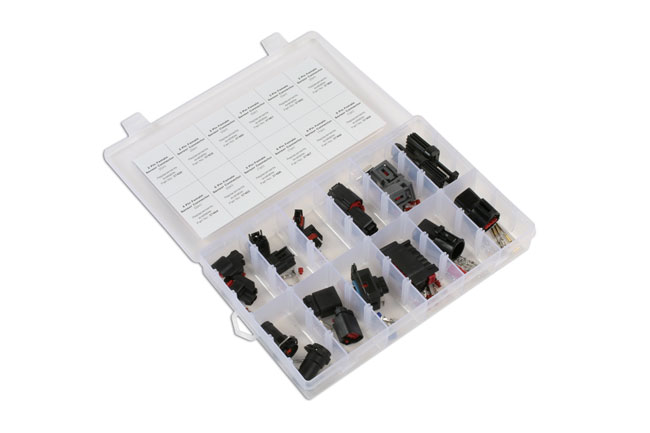~/items/xlarge/ image of Connect Workshop Consumables | 37413 | Assorted Ford Electrical Connector Kit 20 Pce