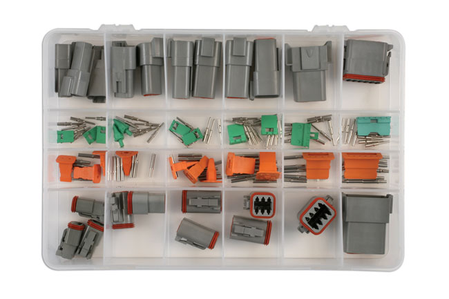 37415 Assorted Deutsch DT Connector Kit 22pc