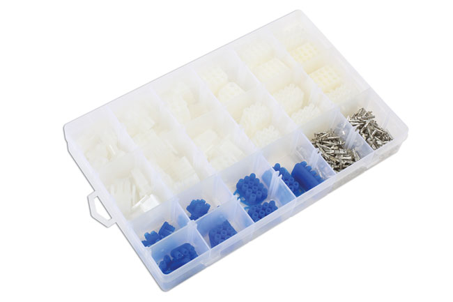 ~/items/xlarge/Right image of Connect Workshop Consumables | 37416 | Asstd Mate-N-Lok Electrical Connector Kit - 325 Pieces
