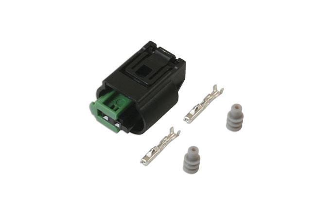 37421 Mercedes Benz & BMW 2 Pin Sensor Kit - 25 Pieces
