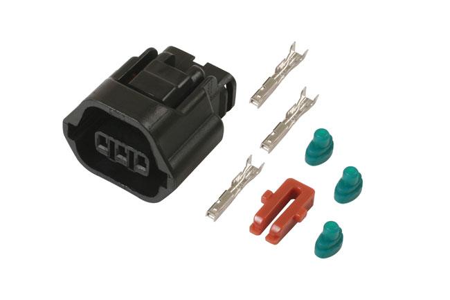 37429 Mercedes Benz & BMW 3 Pin Sensor Kit - 35 Pieces
