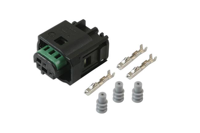 37434 Mercedes Benz & BMW 3 Pin Sensor Kit - 35 Pieces