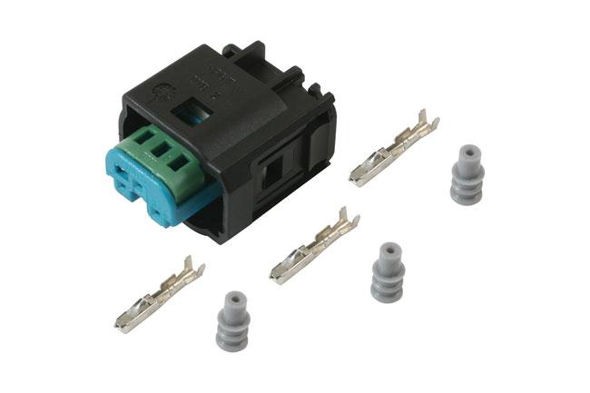 37435 Mercedes Benz & BMW 3 Pin Sensor Kit - 35 Pieces