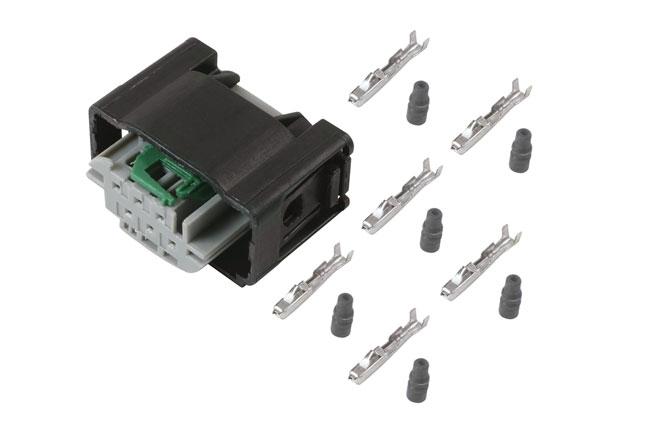 37436 Mercedes Benz & BMW 6 Pin Sensor Kit - 65 Pieces