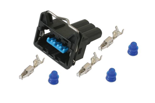 37437 Mercedes Benz & BMW 3 Pin Sensor Kit - 14 Pieces