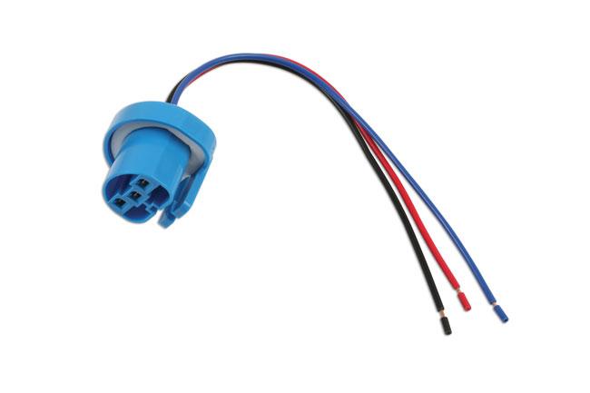 37472 3 Pin Halogen Headlamp Repair Connector 2pc
