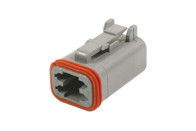 37500 Deutsch 4 Pin Plug Connector Kit 6pc