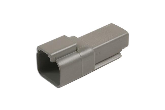 37504 Deutsch 2 Pin Receptacle Connector Kit 4pc