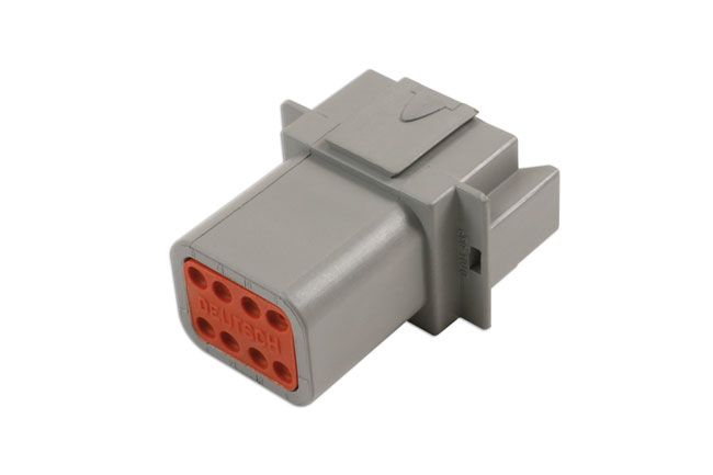 37508 Deutsch 8 Pin Receptacle Connector Kit 10pc