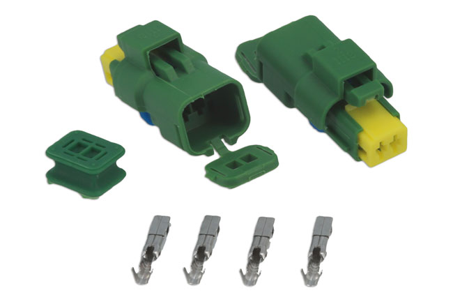 37584 Peugeot Electrical Temperature Sensor Connector 6pc