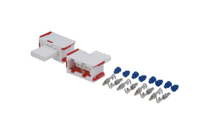 37597 Peugeot Electrical Oxygen Sensor Connector 18pc