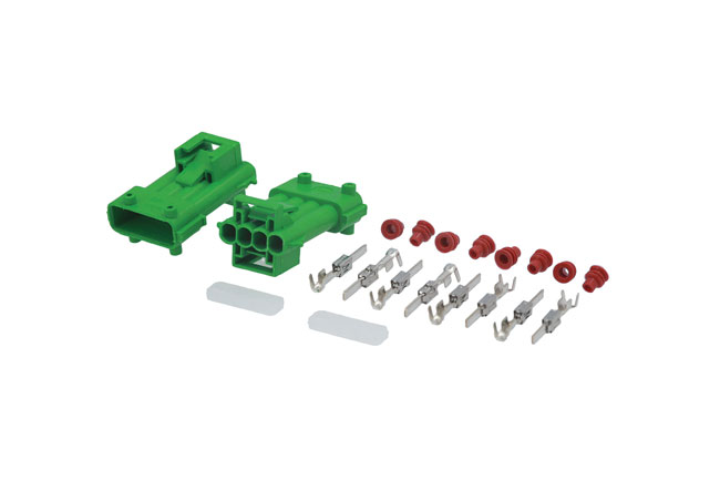 37598 Peugeot Electrical Oxygen Sensor Connector 18pc