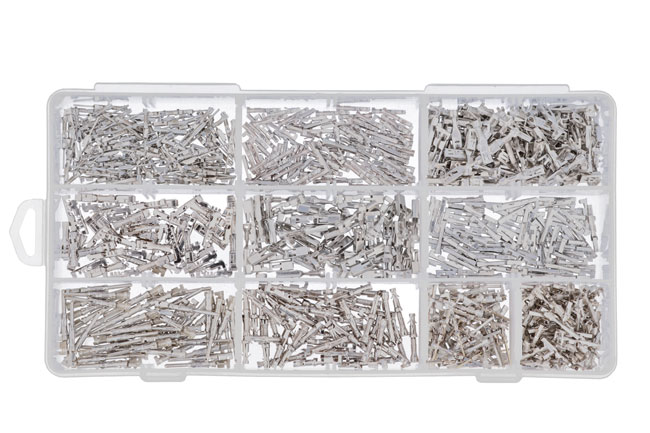 37685 Assorted Non-Insulated Terminals to suit Mercedes-Benz, BMW 750pc