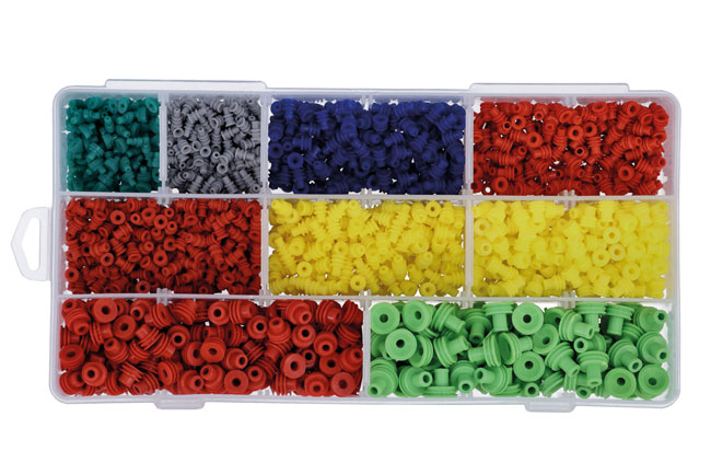 37689 Assorted Seals To Suit Non-Insulated Terminals 1800pc