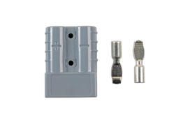 Product Image of Connect Workshop Consumables Power Connectors Anderson Type Plug 50amps Pk 1 Part No. 30086