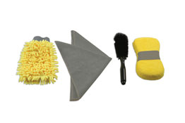 Product Image of Connect Workshop Consumables Car Wash Kit - 4 Pieces Part No. 35356