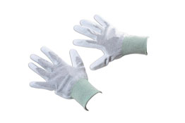 Product Image of Connect Workshop Consumables Antistatic Gloves Medium Pk 10 Pairs Part No. 37311