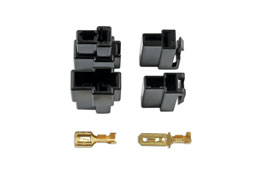 Product Image of Connect Workshop Consumables 250 Type Connector 2 Pin 12pc Kit Part No. 37402