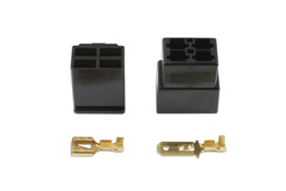 Product Image of Connect Workshop Consumables 250 Type Connector 4 Pin 10pc Kit Part No. 37404