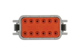 Product Image of Connect Workshop Consumables Deutsch 12 Pin Receptacle Connector Kit - 14 Pieces Part No. 37509