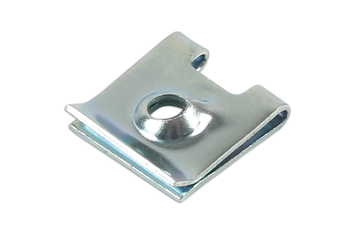 Connect Consumables 36363 Metal Trim Clip Fastener to Suit Pk 50