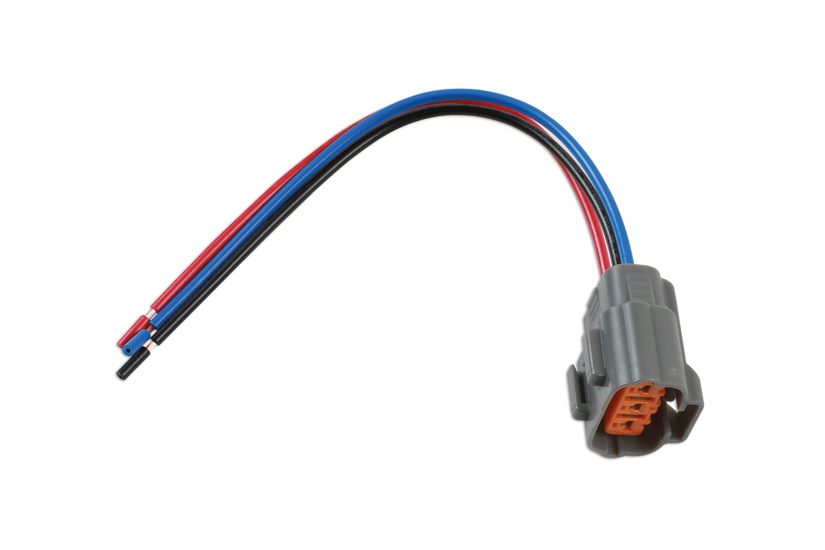 Wiring Repair Harness 3 Pin Connector Pk Of 1 Connect Workshop A Mains Plug Items Xlarge Image Consumables 37350