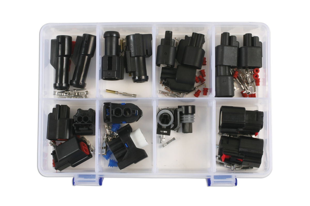 Terrific Assorted Ford Electrical Connector Kit 19 Pieces Connect Wiring Digital Resources Xeirawoestevosnl